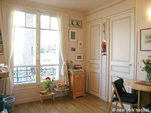 Paris Studio apartment - Apartment reference PA-3642