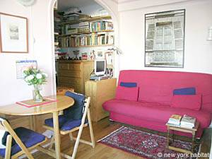Paris Studio apartment - living room (PA-3642) photo 2 of 9