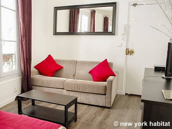 Paris - Studio accommodation - Apartment reference PA-3658