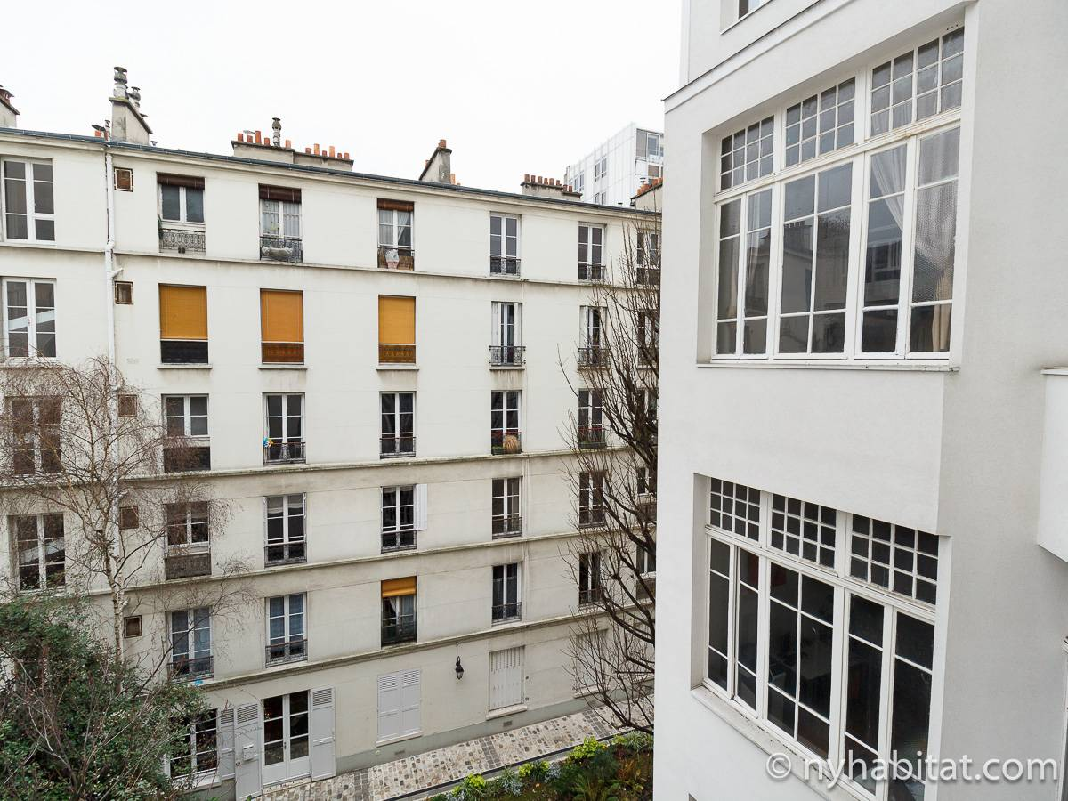 Casa vacanza a parigi 1 camera da letto lussemburgo pa 3663 - Casa vacanza a parigi ...