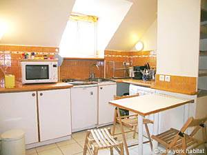 Paris Studio accommodation - kitchen (PA-3664) photo 1 of 4