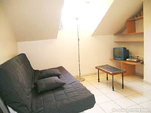 Paris Studio accommodation - Apartment reference PA-3664