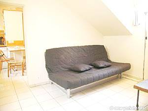 Paris Studio accommodation - living room (PA-3664) photo 2 of 8