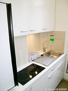 Paris T2 logement location appartement - cuisine (PA-3679) photo 3 sur 5