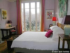 Paris T3 logement location appartement - chambre 1 (PA-3703) photo 1 sur 4