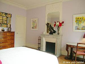 Paris T3 logement location appartement - chambre 1 (PA-3703) photo 3 sur 4