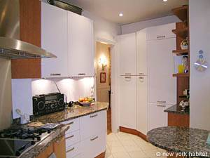 Paris T3 logement location appartement - cuisine (PA-3703) photo 3 sur 4
