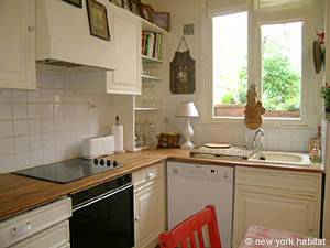 Paris 1 Bedroom apartment - kitchen (PA-3723) photo 2 of 4