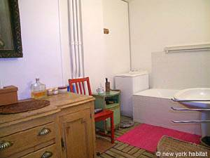 Paris 1 Bedroom apartment - bathroom (PA-3723) photo 4 of 5
