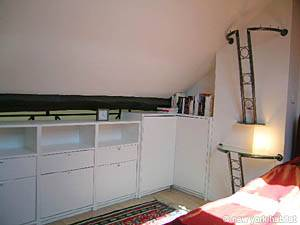 Paris 1 Bedroom - Duplex accommodation - bedroom (PA-3751) photo 2 of 4