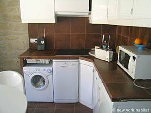 Paris 1 Bedroom - Duplex accommodation - kitchen (PA-3751) photo 3 of 4