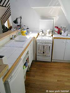 Paris 1 Bedroom accommodation - kitchen (PA-3780) photo 2 of 3