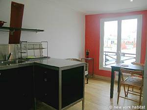Paris - Alcove Studio apartment - Apartment reference PA-3789