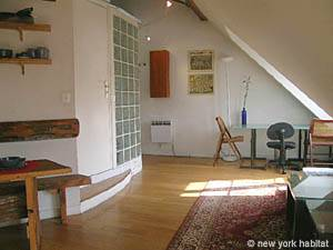 Logement paris location meubl e studio t1 for Carrelage du sud boulevard saint germain