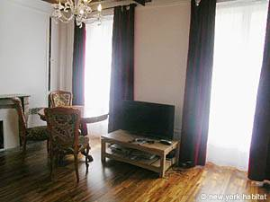 Paris Studio accommodation - living room (PA-3805) photo 3 of 5
