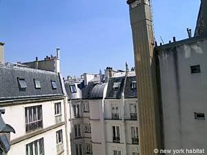 Paris Studio apartment - living room (PA-3812) photo 6 of 7