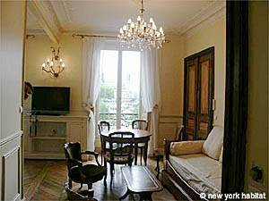 Paris Alcove Studio accommodation - living room (PA-3828) photo 6 of 16