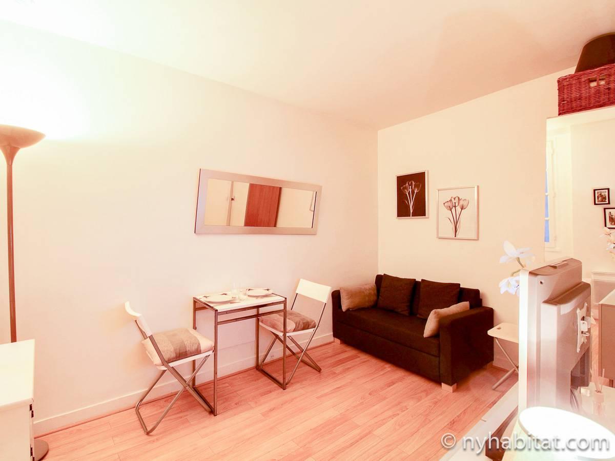 Appartamento a parigi monolocale le marais pa 3892 for Soggiorno a parigi