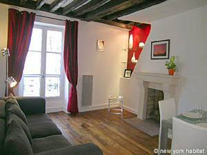 Paris - 1 Bedroom apartment - Apartment reference PA-3903