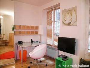 Paris - Studio accommodation - Apartment reference PA-3909