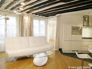Paris - 1 Bedroom accommodation - Apartment reference PA-3934