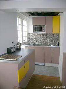 Paris Studio apartment - kitchen (PA-3964) photo 1 of 4
