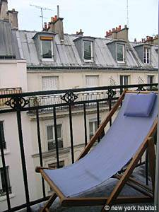 Paris 2 Bedroom accommodation - bedroom 1 (PA-4009) photo 4 of 5