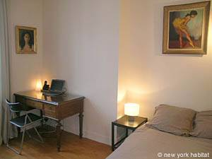 Paris 2 Bedroom accommodation - bedroom 1 (PA-4009) photo 1 of 5