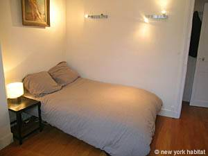 Paris 2 Bedroom accommodation - bedroom 1 (PA-4009) photo 2 of 5