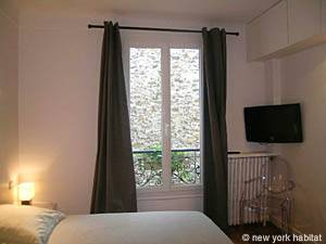 Paris 2 Bedroom accommodation - bedroom 2 (PA-4009) photo 1 of 7