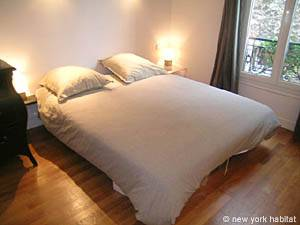 Paris 2 Bedroom accommodation - bedroom 2 (PA-4009) photo 2 of 7