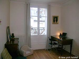 Paris 2 Bedroom accommodation - bedroom 1 (PA-4009) photo 3 of 5