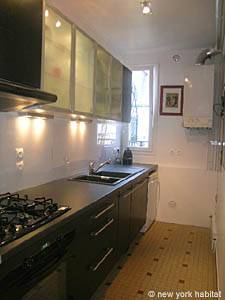 Paris 2 Bedroom accommodation - kitchen (PA-4009) photo 1 of 2