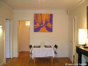 Paris 2 Bedroom accommodation - living room (PA-4009) photo 3 of 5