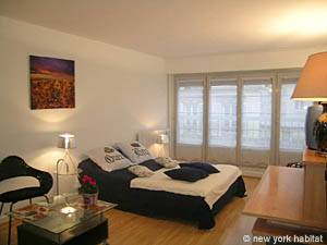 Paris Studio accommodation - Apartment reference PA-4011