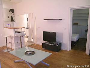 Paris apartment - 1 Bedroom rental in St Michel - St Germain - Notre Dame