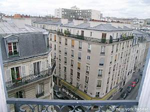 Paris 1 Bedroom accommodation - living room (PA-4034) photo 12 of 14
