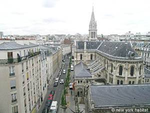 Paris 1 Bedroom accommodation - living room (PA-4034) photo 13 of 14