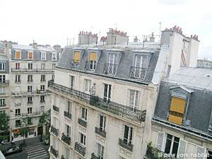 Paris 1 Bedroom accommodation - living room (PA-4034) photo 14 of 14