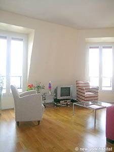 Paris 2 Bedroom accommodation - living room (PA-4034) photo 4 of 14
