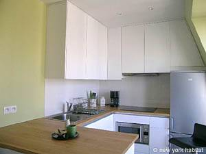 Paris 1 Bedroom accommodation - kitchen (PA-4034) photo 2 of 5