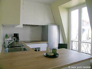 Paris 2 Bedroom accommodation - kitchen (PA-4034) photo 3 of 5