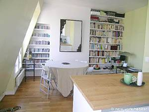 Paris 1 Bedroom accommodation - kitchen (PA-4034) photo 1 of 5