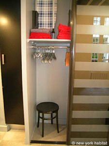 Paris Studio T1 logement location appartement - séjour (PA-4035) photo 7 sur 8
