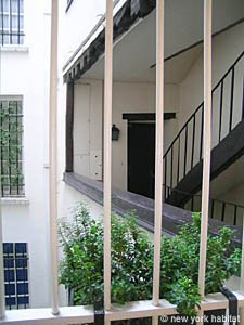 Paris Studio T1 logement location appartement - séjour (PA-4035) photo 8 sur 8