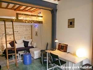 Paris Apartment Studio Apartment Rental In Latin Quarter Pa
