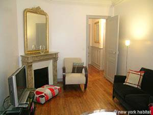 Paris 1 Bedroom accommodation - Apartment reference PA-4044