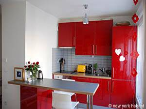 Paris - 1 Bedroom accommodation - Apartment reference PA-4064