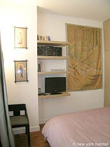 Paris T2 appartement location vacances - chambre (PA-4074) photo 4 sur 7