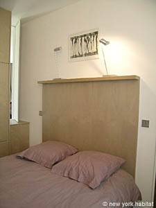 Parigi 1 Camera da letto appartamento casa vacanze - camera (PA-4074) photo 2 di 7